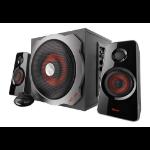 Trust GXT 38 2.1 speaker set 2.0 channels 60 W Black