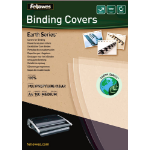 Fellowes 5361401 A4 Polypropylene (PP) Transparent 100pc(s) binding cover