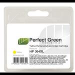 Perfect Green CB325EECOMP 11.5ml Yellow ink cartridgeZZZZZ], CB325EECOMP