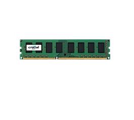Crucial 2GB DDR3L 2GB DDR3L 1600MHz memory module