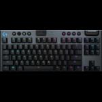 Logitech G G915 TKL keyboard Bluetooth Black