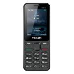 """MaxCom Classic MM136 6.1 cm (2.4"""") 73 g Black Feature phone"""