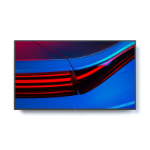 "NEC MultiSync P495 Digital signage flat panel 124.5 cm (49"") IPS 4K Ultra HD Black"