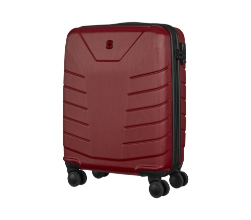 Wenger/SwissGear Pegasus Carry-On Trolley Red Polycarbonate 39 L