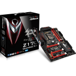 Asrock Z170 GAMING K6 Intel Z170 LGA 1151 (Socket H4) ATX motherboard