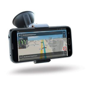 Mobilis Universal Car Holder for Smartphone 3-6'' Teléfono móvil/smartphone Negro Soporte pasivo