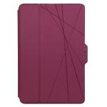 Targus THZ75107GL tablet case 26,7 cm (10.5 Zoll) Folio Rot