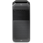 HP Z4 G4 W-2225 Tower Intel Xeon W 16 GB DDR4-SDRAM 256 GB SSD Windows 10 Pro Workstation Black