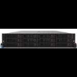 Lenovo N4610 Ethernet LAN Rack (2U) Black Storage server
