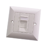 Videk 6226 wall plate/switch cover White