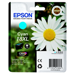 Epson C13T18124010 (18XL) Ink cartridge cyan, 450 pages, 7ml