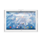 Acer Iconia B3-A40-K8T6 32GB White tablet