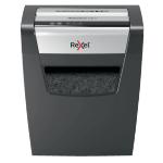 Rexel X410 paper shredder Cross shredding 22 cm Black,Silver