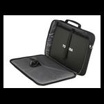 "Toshiba Essential Laptop Case XL 43.9cm (17.3"") 43.9 cm (17.3"") Briefcase Black"