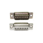Cables Direct D15-M wire connector Nickel