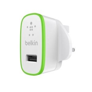 Belkin F8J052UK04-WHT mobile device charger