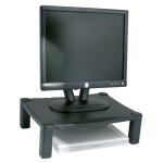Kantek MS400 multimedia cart/stand Multimedia stand Black Flat panel