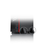 Fujitsu S26361-F2542-L203 Feet computer case part