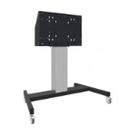 iiyama MD 062B7275 flat panel floorstand Black, Grey
