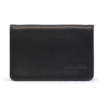 Mobile Edge I.D. Sentry Wallet Credit Card Black Leather