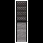 Apple MWTQ2ZM/A smartwatch accessory Band Schwarz, Grau Nylon