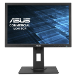 "ASUS BE209TLB 19.45"" IPS Black computer monitor"