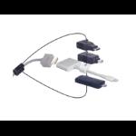 "Liberty DL-AR7175 cable gender changer mini HDMI ""C"", Mini-DisplayPort, Lightning, USB-C HDMI Black, White"