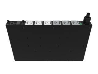 Hewlett Packard Enterprise P9R54A unidad de distribución de energía (PDU) 1U 6 salidas AC