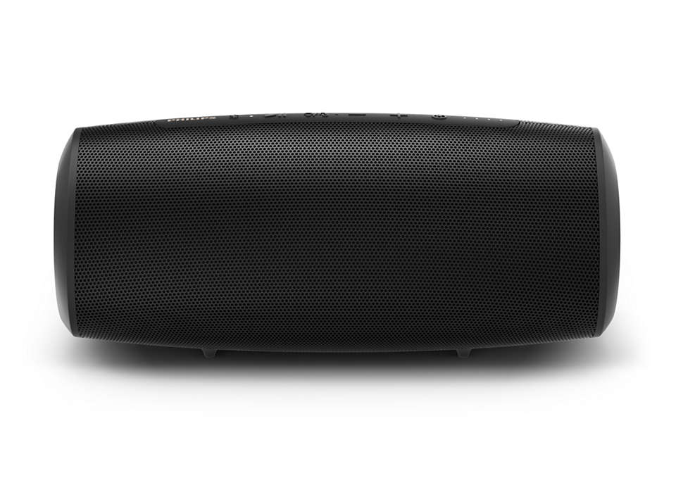 Philips 6000 series TAS6305/00 portable speaker 20 W Black