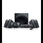 Logitech Z906 5.1channels 500W Black speaker set