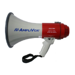 AMPLIVOX SOUND SYSTEMS MITY-MEG 25W MEGAPHONE