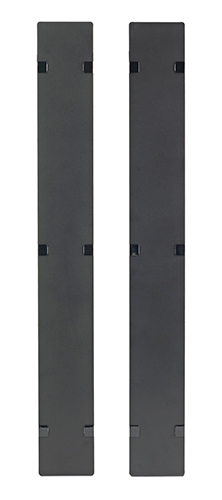 APC AR7581A Straight cable tray Black