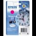 Epson Alarm clock Singlepack Magenta 27 DURABrite Ultra Ink