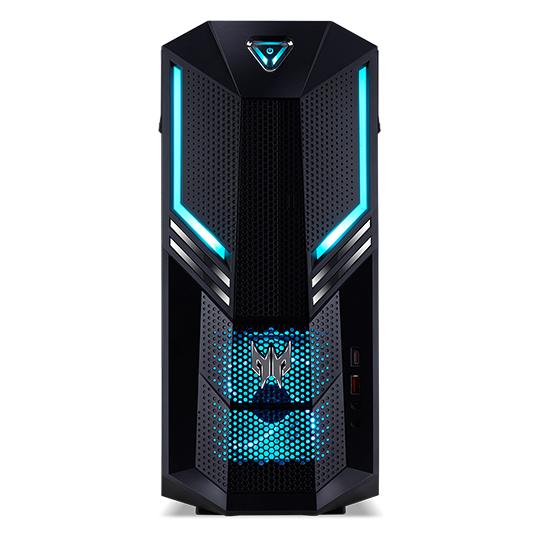 Acer Predator PO3-600 8th gen Intel® Core™ i7 i7-8700 32 GB DDR4-SDRAM 2512 GB HDD+SSD Desktop Black PC Windows 10 Home