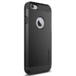 "Spigen SGP11614 mobiele telefoon behuizingen 11,9 cm (4.7"") Hoes Zwart"