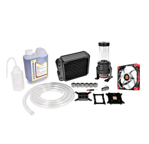 Thermaltake Pacific RL140 140mm water cooling complete kit