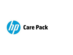 HP E Foundation Care Next Business Day Service with Comprehensive Defective Material Retention Post War