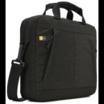 "Case Logic Huxton notebook case 35.6 cm (14"") Briefcase Black"
