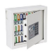 Phoenix KS0031 White key cabinet/organizer
