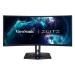 "Viewsonic X Series XG350R-C computer monitor 88.9 cm (35"") 3440 x 1440 pixels UltraWide Quad HD WVA Black"