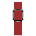 Apple MTQV2ZM/A accesorio de relojes inteligentes Rojo Cuero