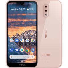 "Nokia 4.2 14.5 cm (5.71"") 3 GB 32 GB Dual SIM 4G Pink 3000 mAh"