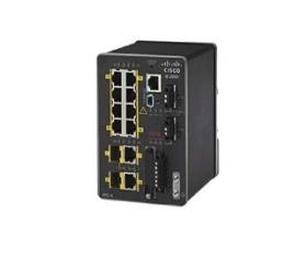 Cisco IE-2000-8TC-G-B switch Gestionado L2 Fast Ethernet (10/100) Negro