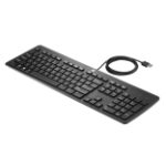 HP USB Business Slim keyboard QWERTY English Black
