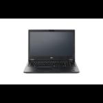 """Fujitsu LIFEBOOK E458 2.7GHz i7-7500U 15.6"""" 1920 x 1080pixels Black Notebook"""