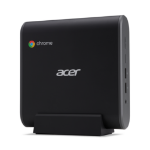 Acer Chromebox CXI3 Intel® Celeron® 3867U 4 GB DDR4-SDRAM 32 GB SSD Mini PC Negro Chrome OS