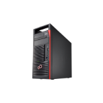Fujitsu CELSIUS M770 4.00GHz W-2125 Rack-mounted chassis Intel® Xeon® Black, Red Workstation
