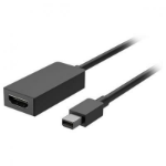 Microsoft Mini DisplayPort/HDMI Black