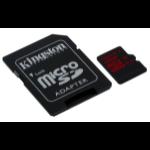 Kingston Technology microSDHC/SDXC UHS-I U3 32GB 32GB MicroSDXC UHS Class 3 memoria flash