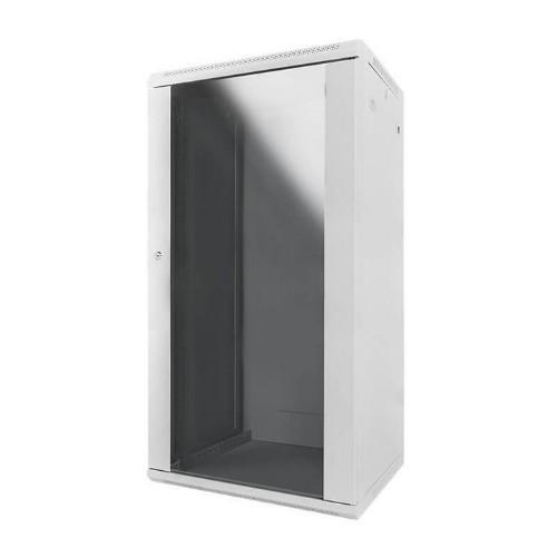 Lanview LVR242045W rack cabinet 16U Wall mounted rack White